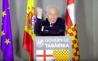 Palabras del Presidente de Tabarnia, l'Honorable Boadella, desde el exilio