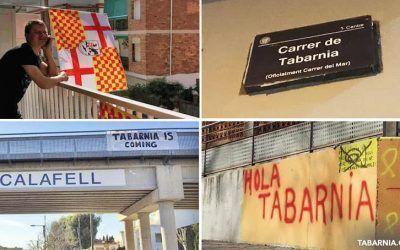 El movimiento tabarnés toma las calles de Cataluña
