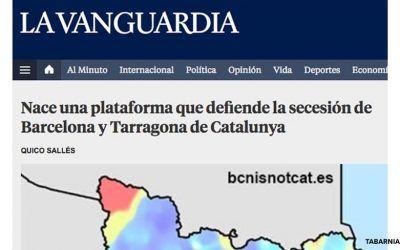 La Vanguardia se hace eco de nuestro movimiento