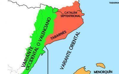 Valenciano y catalán ¿Son lo mismo?
