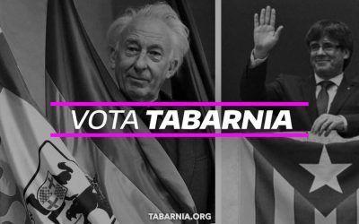 Tabarnia se presentará a las elecciones