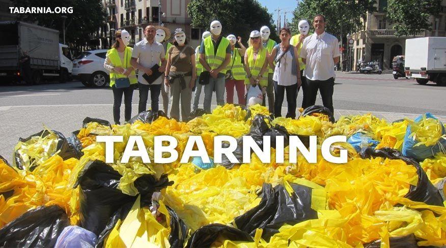 Tabarning: el deporte ecológico de moda en Tabarnia
